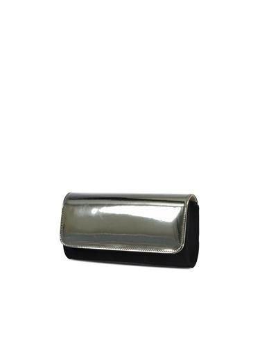 Marjin Abiye Çanta Gümüş